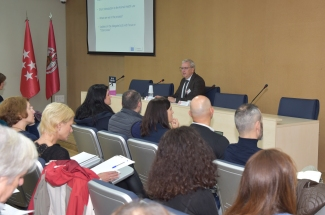 Jostein Dragset (European Commission) presentation