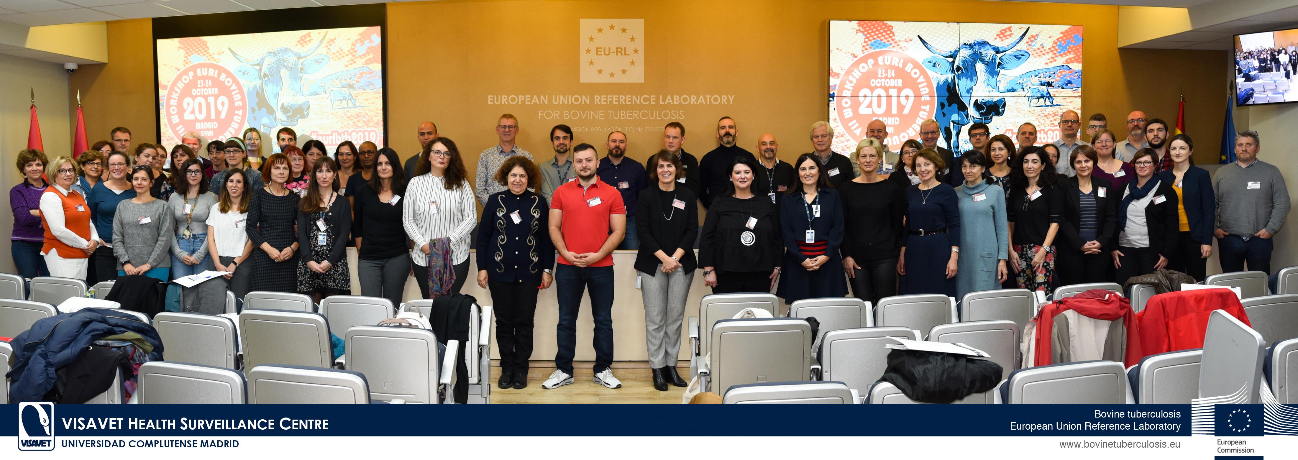 VII Workshop EU-RL for Bovine Tuberculosis