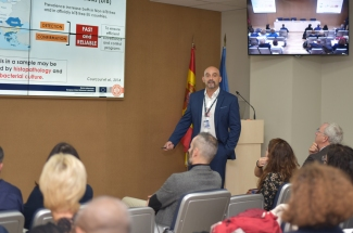 Antonio Rodríguez Bertos: Histopathological diagnosis of tuberculosis - main highlights