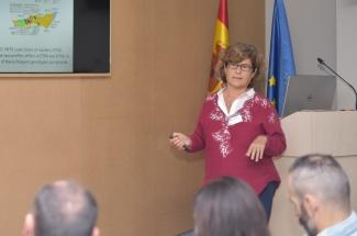Maria Pacciarini: First WGS data of M. bovis Italian isolates