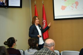 Lucía de Juan Ferré EURL Bovine Tuberculosis Workshop