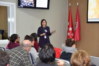Beatriz Romero EURL Bovine Tuberculosis Workshop