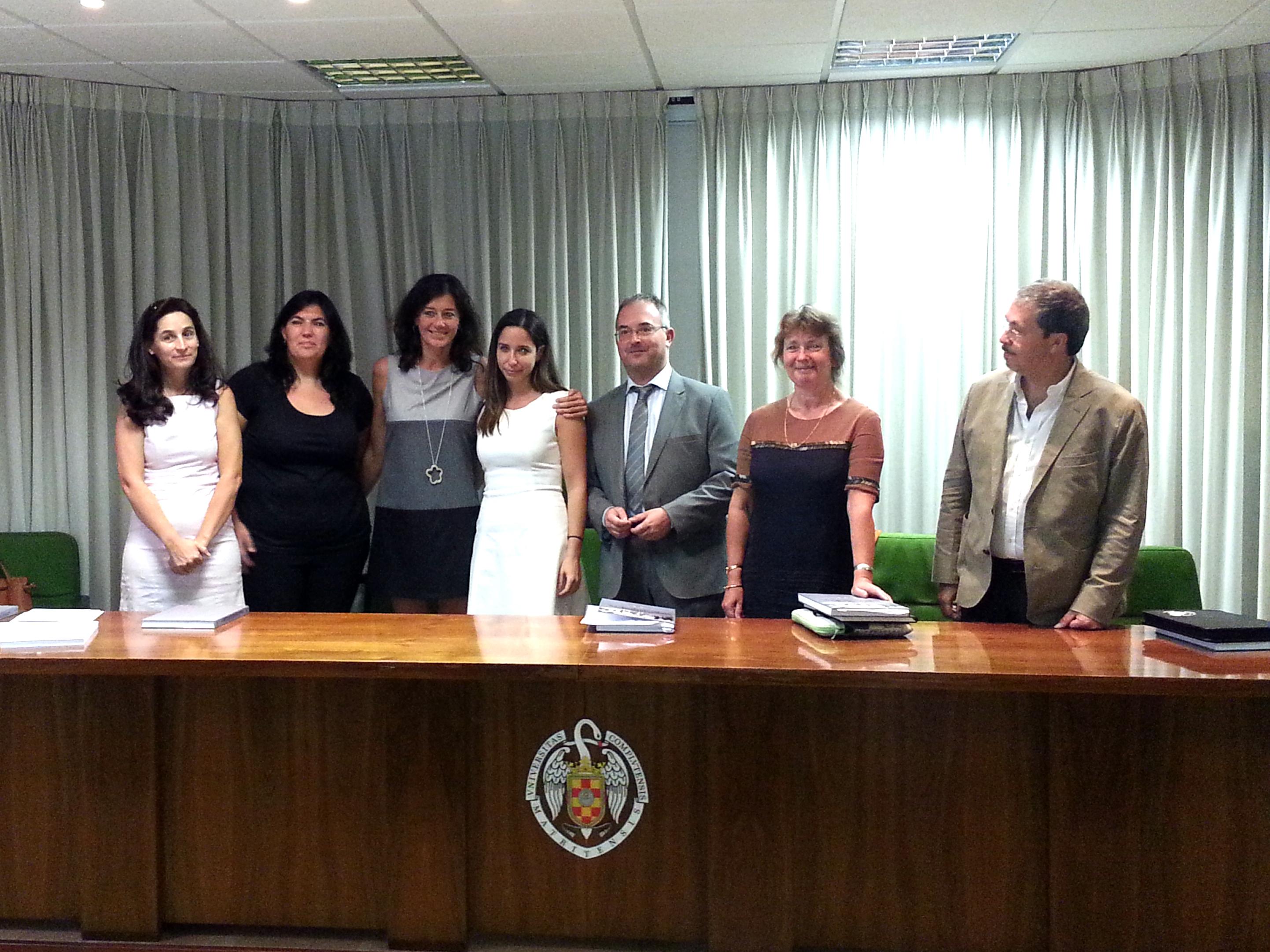 Fátina Cruz López. Tesis Doctoral. UCM
