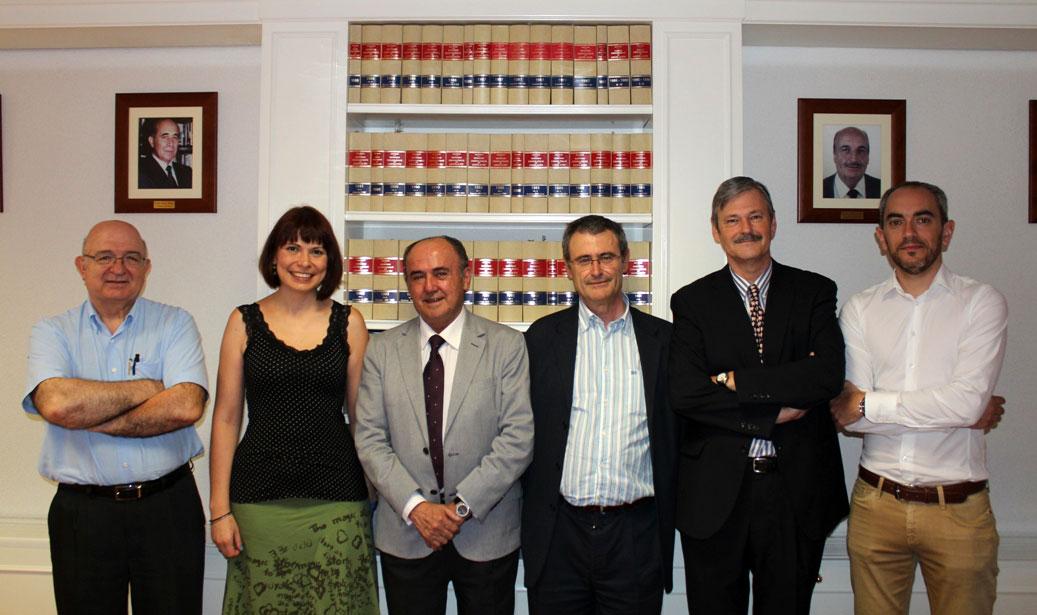 Acuerdo de colaboración UCM-VISAVET-ANICE