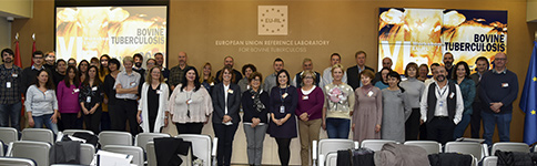 EU-RL for Bovine Tuberculosis Workshop. VI Edition